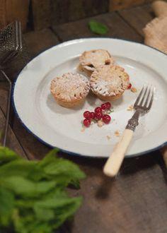 Mini Hazelnut Mince Tarts