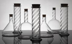 Peter Saville design laboratory-style glassware | Wallpaper*