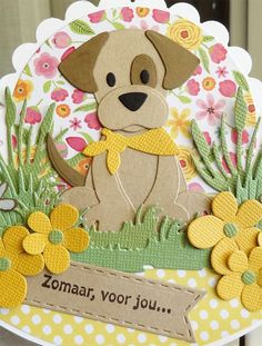 Marianne Design Collectables DutchPaperCrafts Bare Root Roses, what to look for when buying The firs Dog Cards, Kids Cards, Marianne Design Cards, Kids Birthday Cards, Animal Cards, Pop Up Cards, Kirigami, Paper Cards, Paper Piecing