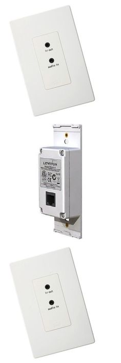 Other TV Video and Home Audio: Leviton 95A04-1 Hi-Fi 2 Remote Input Module -> BUY IT NOW ONLY: $53.99 on eBay!