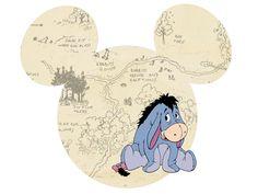 Adventures of Pooh- Eeyore | by JillShari2000