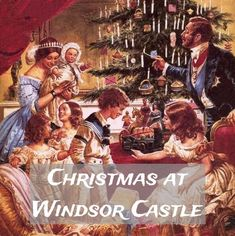 Victoria Series, Queen Victoria, Windsor Castle, Frost, December, Paintings, Christmas, Movie Posters, Gifts