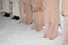 Backstage at Ryan Roche Fall 2016 - -Wmag