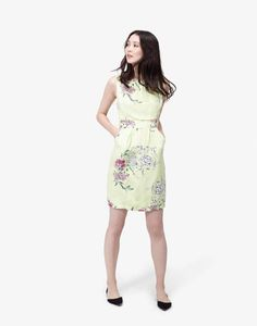 LAURAWoven Dress