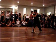 Sebastian Arce and Mariana Montes dancing THE MOST intricate valz I have ever seen!