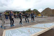 Hurks en Van Wijnen vieren de start realisatie eerste fase Zijdebalen