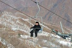 Thousands of men, women and some children as young as 11 are clearing dozens of miles of snow with sticks, pickaxes and makeshift shovels in order to keep North Korea's elite Masikryong ski resort open.  This is according to an NBC reporton the resort which is a three-hour drive east from Pyongyang.