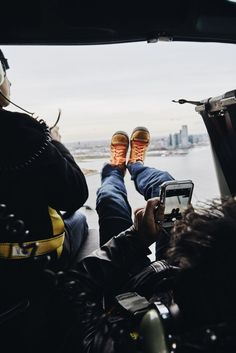 NYC Shoe Selfie with FlyNYON. Doorless Helicopter Flights taking Aerial Photography to New Heights! Shoe Selfie, Aerial Photography, New York City, Las Vegas, Nyc, Concert, Pictures, New York, Last Vegas