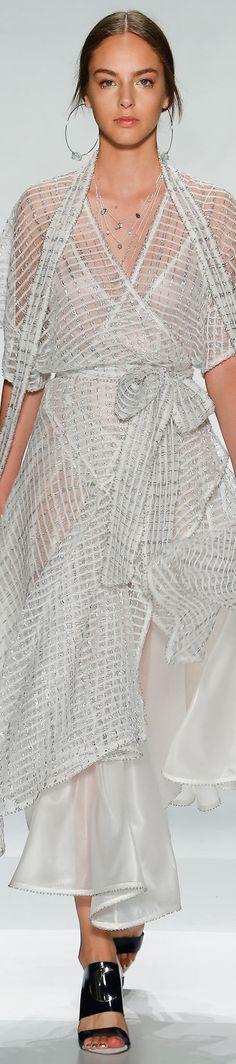 Zimmermann Spring 2015 Ready-to-Wear