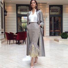 Favorite skirt. Leila Al Fayeed, Tyrant Season 2.