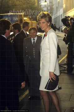 Princess Diana 1990