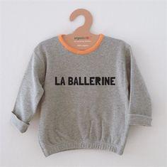 Organic Zoo - La Ballerine Sweatshirt