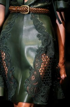 Gucci Ready To Wear Spring 2015 - Details