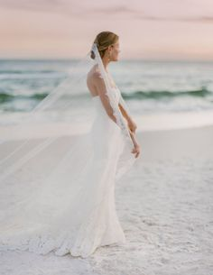 Beach Wedding Dresses, Shoes, and Jewelry - Bridal Accessories for Beach Weddings - Town & Country