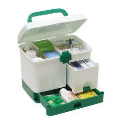 Hộp đựng thuốc y tế 3 tầng dành cho gia đình - Giá 215.000đ