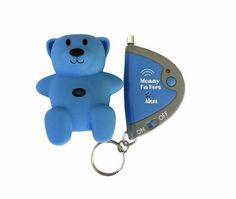 Alarme enfant SOS Teddy indispensable pour la sécurité de votre enfant! à prix sacrifiés sur www.bambino-prive.com pendant peu de temps! Offrez le à vos amis !