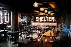 An old warehouse at Katajanokka harbour gives shelter to friends of good food and drink. Helsinki, Finland, Trip Advisor, Shelter, Restaurant, Table, Culture, Inspiration, Furniture