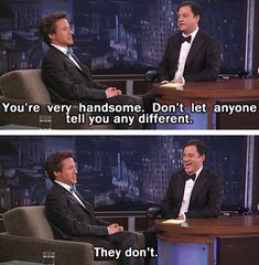 Words do not express how much i love rdj...