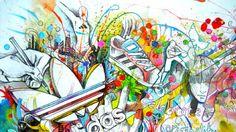 Colorful Adidas Wallpapers Picture ~ Sdeerwallpaper