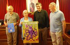 Cartel oficial de las fiestas de San Froilán 2014 - Blog OcioenGalicia