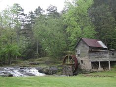 Loudermilk Mill - Georgia
