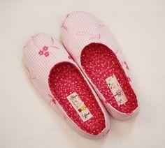 Sewing pattern of the ballet flats with strong soles (size 5 - 9)-- PDF