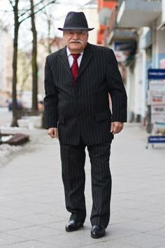 Meet Ali, the Worlds Most Dapper 83 Year Old