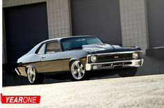 Chevy Girl, Chevy Muscle Cars, Chevy Nova, Hot Rides, Drag Cars, American Muscle Cars, My Dream Car, Old Cars, Custom Cars