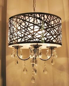 Turn Any Hardwired Light Fixture Into A Plug In Swag Perfect For Old
