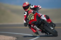 Ducati conquers Pikes Peak in style: Multistrada 1200S is the ultimate motorcycle for mountains