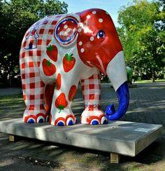 Berry, Elephant London 2010