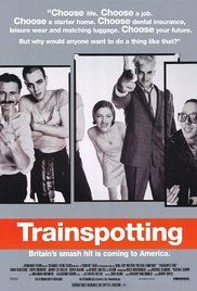 Trainspotting (1996) Renton, deeply immersed in the Edinburgh drug scene, tries to clean up and get out, despite the allure of the drugs and influence of friends.