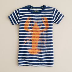 need to make this. love the orange on the stripes.