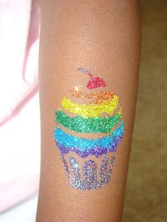 Book our glitter tattoos for your upcoming Maryland, Virginia or DC event. Roll up your sleeve, pick your stencil, and get ready for the prettiest glitter tattoo you'll ever see. Contact Carbone Entertainment to book for your party today. Glitter Tattoos, Glitter Face, Mermaid Glitter, Buy Henna, Airbrush Tattoo, Henna Style, Face Jewels, Tattoo Kits, Tattoos For Kids