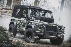 Land Rover Defender Military Edition | HiConsumption