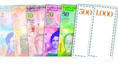 BCV emitirá billetes de Bs. 500 y Bs. 1.000