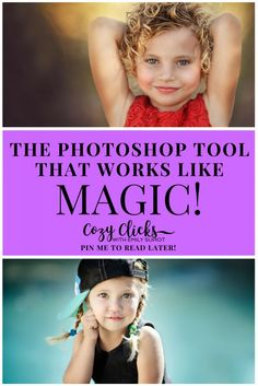 This Photoshop Tool is so easy to use, it works like magic right before your eyes! See how to use the content aware tool in several ways!