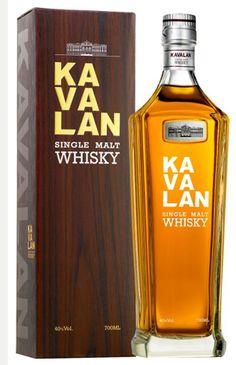 Kavalan Single Malts: Taiwan's Premium Whisky |EDE ONLINE