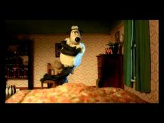 Wallace & Gromit Cracking Contraptions - The Snoozatron - YouTube