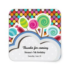 Sold this #colorful #birthday stickers to PA. Thanks for you who purchased this.