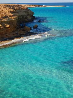 Coast near Marsa Matruh, Egypt