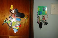 Never lose your keys again... this is genius!