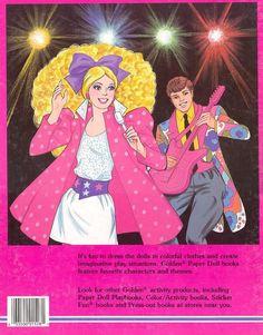 Barbie Rockers
