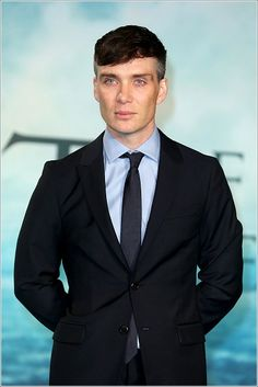Cillian Murphy In the Heart of the Sea European Premier in U.K -2.DEC 2015