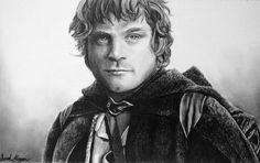 Samwise the Brave by dreamsarehope
