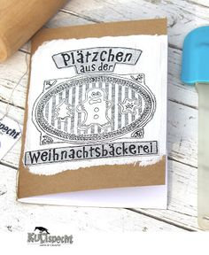 kultspecht: Arts & Crafts, Christmas Decoration, biscuits, Vanilla tops, Butter Cookies, Pretty, Christmas-Decoration, Christmas-Cookies, Christmas-Baking, Cookies-Baking, Notebook baking, home baked, handmade, Made in Germany 12,95 €