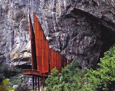 Fuksas, Massimiliano: Niaux Cave, France