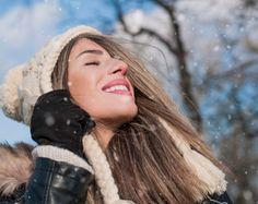 Die Haut in sieben Schritten winterfest machen