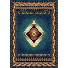 large native American rugs