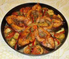 Bunătăţi din bucătăria Gicuței: Mâncăruri carne /Peşte